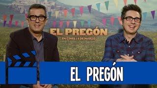 Película El pregón: Entrevista Buenafuente, Berto Romero, Belén Cuesta