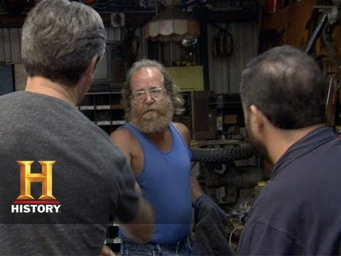 American Pickers: Bike Pickin' Paradise | History