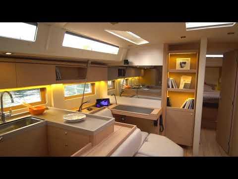 Beneteau Oceanis 51.1 At Cannes Yachting Festival 2017 Walkthrough Premier