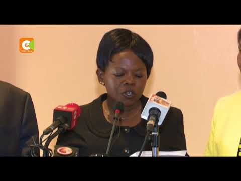 Three IEBC commissioners back to office 4 months after resignation