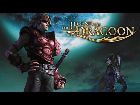 Legend of Dragoon PS3 Last Battle + Ending HD 720p