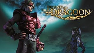 Legend Of Dragoon PS3 Last Battle Ending HD 720p