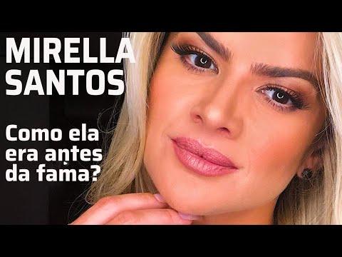 Mirella Santos Comenta Seu Visual De Antes E Depois Da Fama