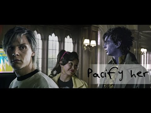 Quicksilver & Nightcrawler - Pacify her