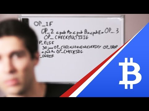 Contrats sur Bitcoin : Dépôt fiduciaire (escrow)