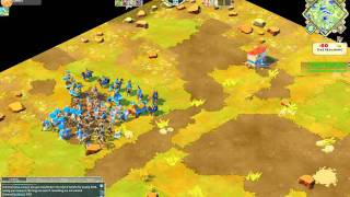 Age of Empires Online: collected all resources