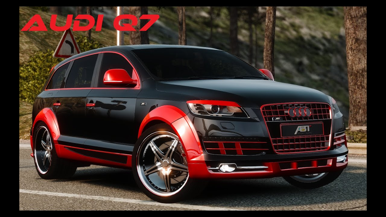 audi q7 abt sportsline finale update youtube. Black Bedroom Furniture Sets. Home Design Ideas