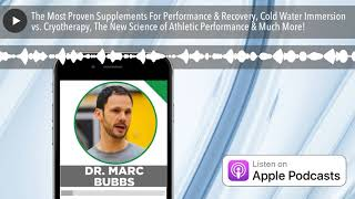 The Most Proven Supplements For Performance & Recovery, Cold Water Immersion vs. Cryotherapy, The N