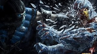 Mortal Kombat X: Sub-Zero Theme Song!