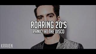 Panic! At The Disco: Roaring 20's (Lyrics + Sub Español)