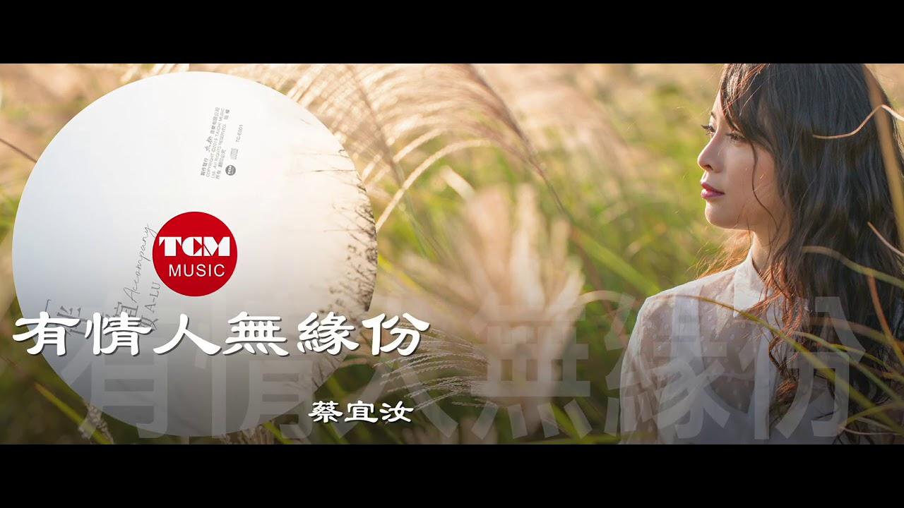 有情人無緣份 / 蔡宜汝【 太極音樂 】『 隱藏版好歌 』