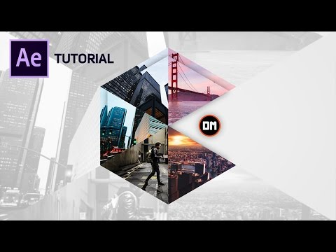 Create Stylish Opener in After Effects - Complete After Effects Tutorial