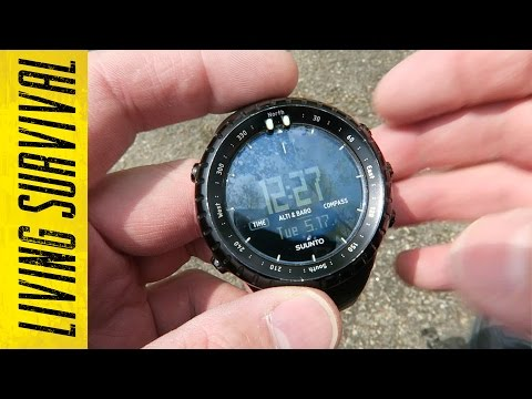 Suunto Core All Black One Year Later