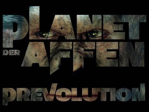 PLANET DER AFFEN - PREVOLUTION   Trailer #2 [HD]