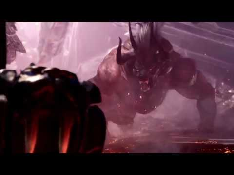Monster Hunter World : Collaboration FF XIV - Behemoth Trailer
