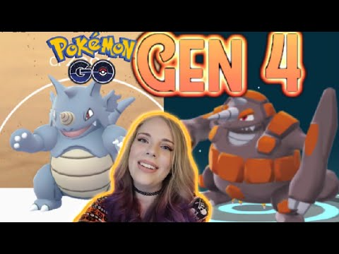 SAVE YOUR CANDIES FOR THESE GEN 4 POKEMON IN POKEMON GO! All Gen 4 Evolutions!