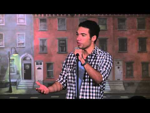 Being a short bi-racial Norsk American (Funny Stand up Comedy)