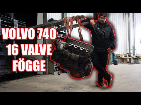 VDN BYGGER 16V VOLVO   VLOG #82