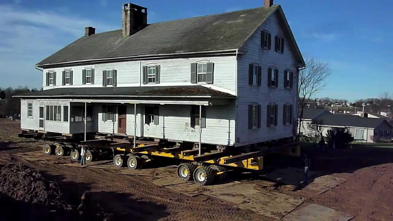 画像: Wolfe House Movers - Leicht Residence Move in Elizabethtown, PA youtu.be