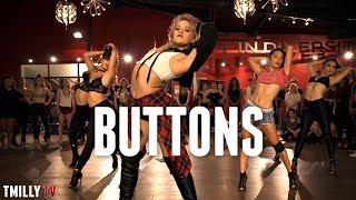 The Pussycat Dolls - Buttons - Choreography by Jojo Gomez | #TMillyTV