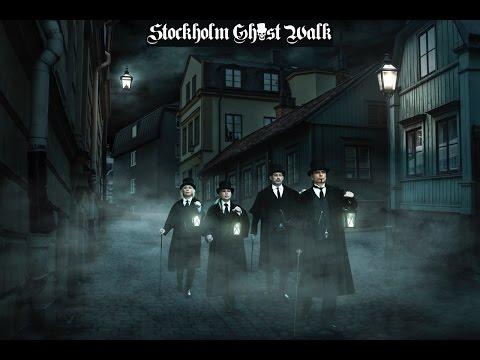 Spökvandring i Stockholm med Originalet! Stockholm Ghost Walk - Where History Meets Mystery