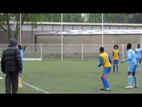 U14 - Paris FC vs Montrouge
