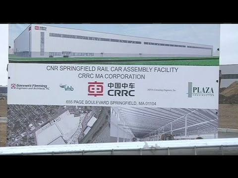 CRRC sending new hires to China for training