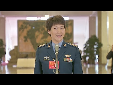 PLA Air Force Confident to Safeguard Country's Sovereign Security, Development Rights: Pilot