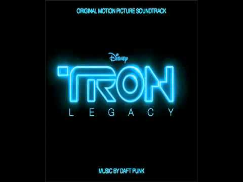 Tron Legacy OST - The Game Has Changed [Daft Punk] - Tron Theme!!