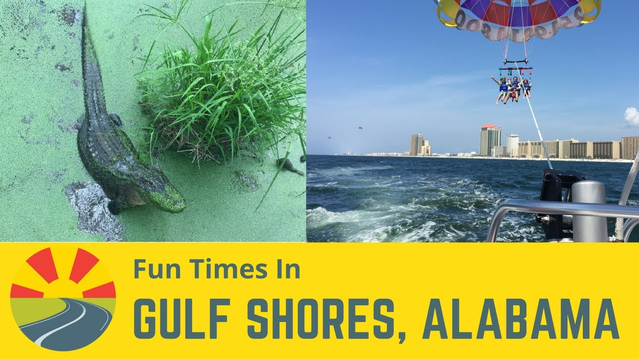 16 Brilliant Things To Do In Gulf Shores, Alabama