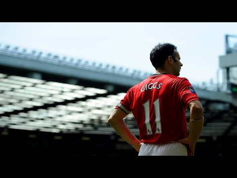 Ryan Giggs, The Welsh Wizard [Goals & Skills]