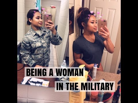 Being A Woman In The Military   WHAT TO EXPECT