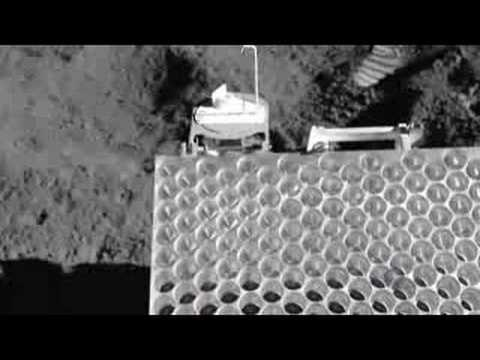 Mythbusters Moon Hoax Retroreflectors