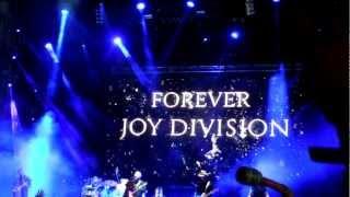 New Order - Love Will Tear Us Apart (Festival Corona Capital 2012 - Ciudad de México)
