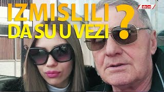 Milojko (74) i Milijana (21) IZMISLILI DA SU U VEZI? Ona u Parove ulazi sama!