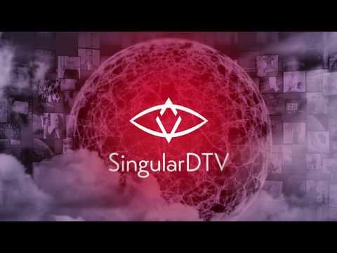 SingularDTV at Ethereal Summit NY 2018