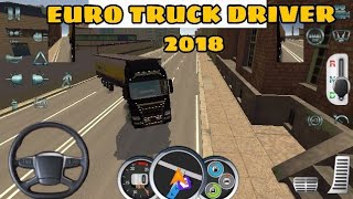 Euro truck driver 2018( by ovilex software ) Android