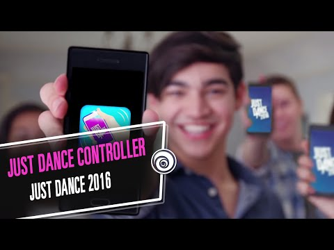 Just Dance 2016 - App Just Dance Controller
