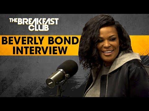 Beverly Bond Talks 'Black Girls Rock', Women's History Month  More
