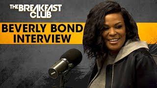 Beverly Bond Talks Black Girls Rock, Womens History Month  More