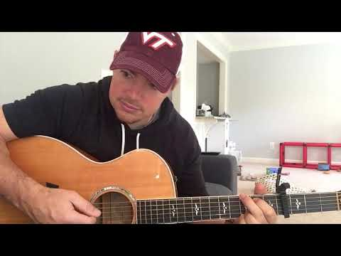 Used To You | Luke Combs | Beginner Guitar Lesson