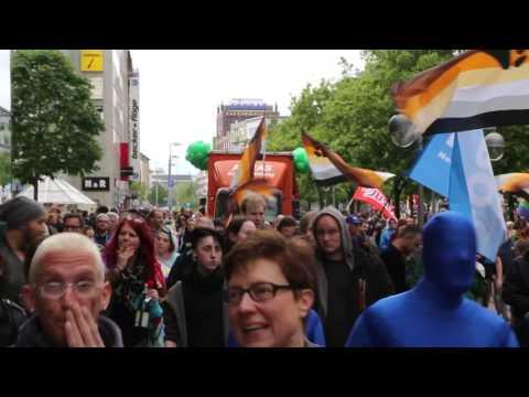 CSD Hannover 14.05.2016 - Opernplatz, Hannover