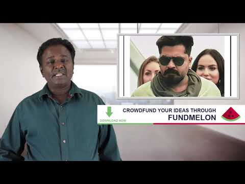 Vantha Rajava Thaan Varuven Review - VRTV Review - Simbu, Sundar C -Tamil Talkies