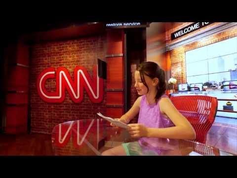 CNN Studio Tours For Atlanta's Ultimate Family Field Trip