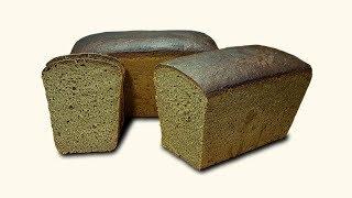 Ржаной хлеб на густой КМКЗ