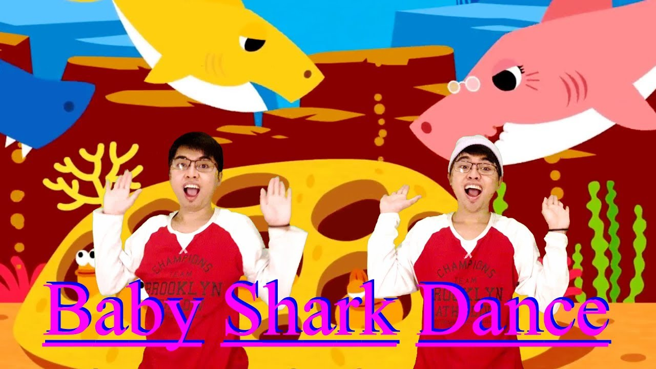 Baby Shark Dance | Songs for Children | Lagu Anak-anak | Jidin Baby