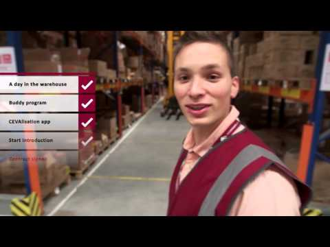 Your powerful start at CEVA Logistics in the Benelux
