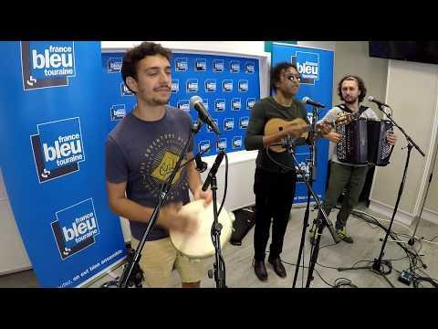 France Bleu Touraine Live avec Elio Camalle