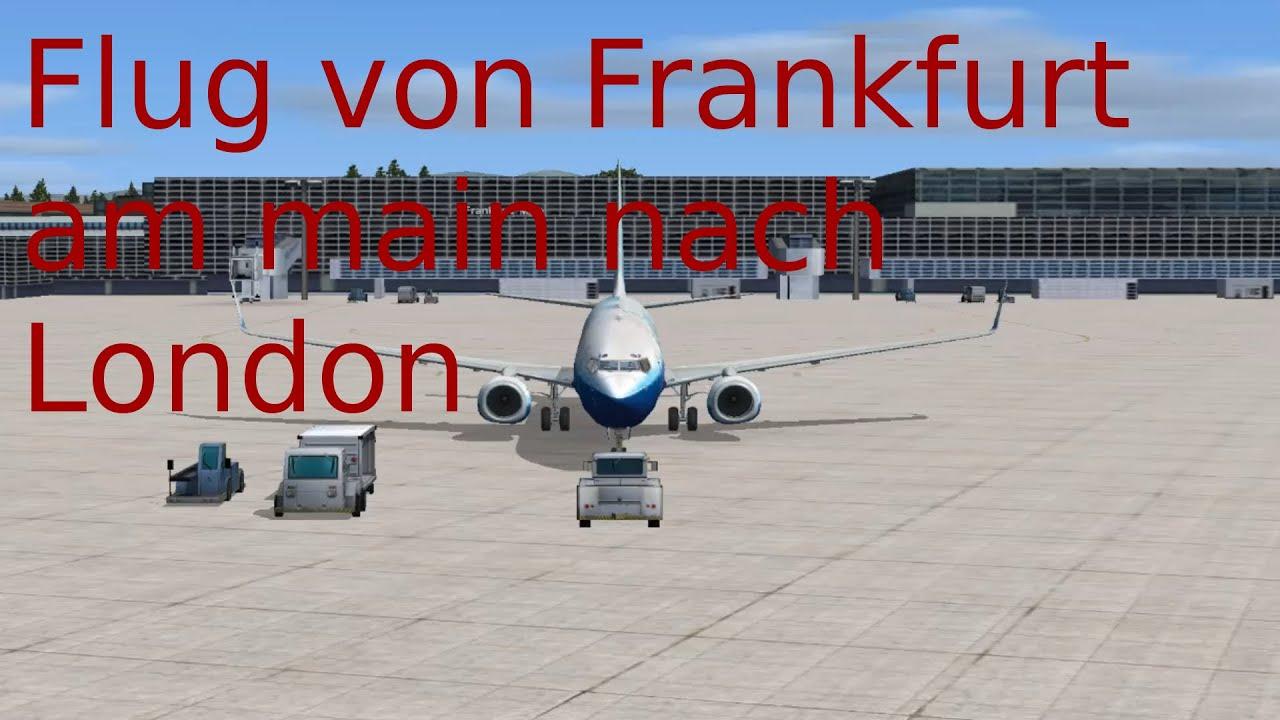 London Frankfurt Flug