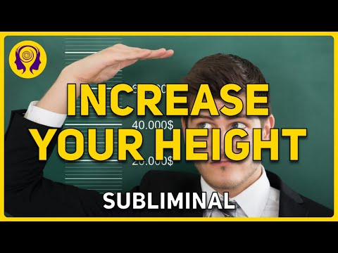 ☆INCREASE YOUR HEIGHT☆ Grow Taller To Your Desired Height